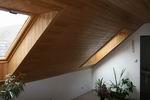 PRODUCTS - interior - Reconstruction of attic space